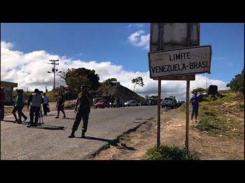 afpes: Muertos en choque con militares en frontera de Venezuela-Brasil