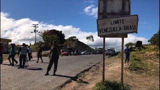 Muertos en choque con militares en frontera de Venezuela-Brasil