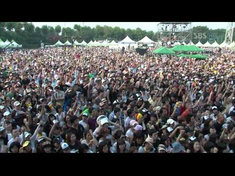 Limp Bizkit - Seoul, South Korea, ETP Festival 15.08.2009