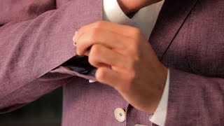 How to Wear Bold Colors | Men's Fashion