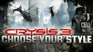 Crysis 3 | Official Interactive E3 Demo