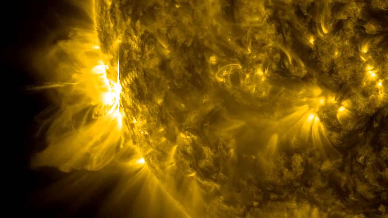 Image result for Güneşde patlama