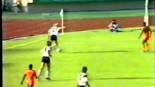 Olympic 88 Zambia v Germany FR 25th SEP 1988 with Frank Mill interview