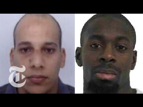 Paris Shooting Terror Attack at Charlie Hebdo: Before Dying, French Suspects Speak Out