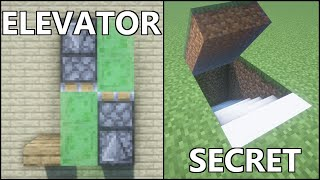 Minecraft 10 Simple Redstone Builds 3