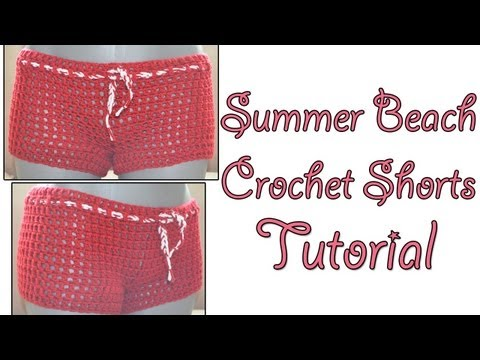 crochet-tutorial---beach-shorts-simple-and-quick-pattern