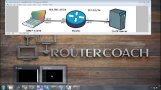 Configuring a DHCP Relay Agent
