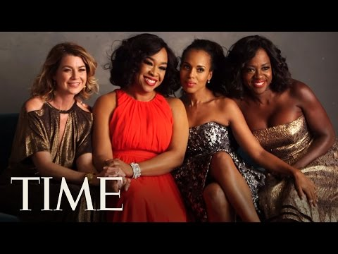 Shonda Rhimes On Raising The Next Generation Of Showrunners | TIME