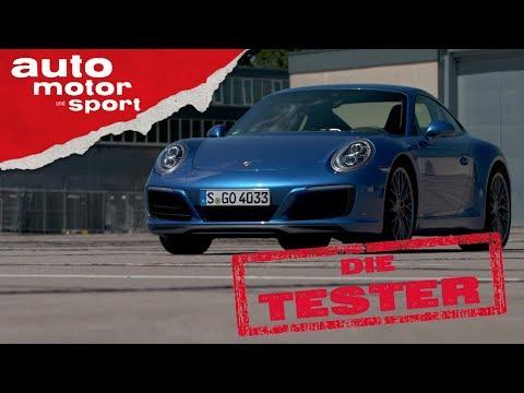 Porsche 911 Carrera S: Bye, bye Saugmotor! - Die Tester | auto motor und sport