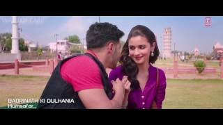 HUMSAFAR (full video) | Varun Dhawan,Alia Bhatt|