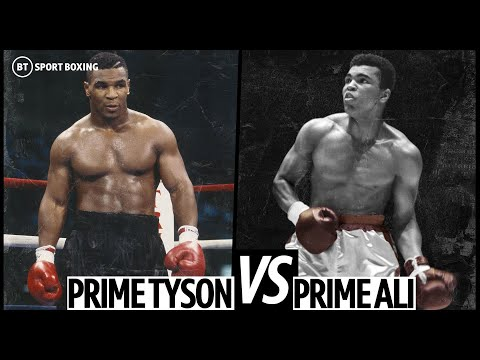 Prime Mike Tyson Vs Prime Muhammad Ali: Who Would Win In A Fight?