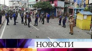 Количество жертв серии терактов на Шри-Ланке возросло до 310.