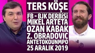 Ters Köşe - Kaan Kural ve Erman Özgür | 25 Aralık 2019