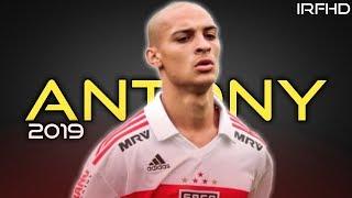 Antony - São Paulo FC - Magic Dribbling Skills & Goals - HD