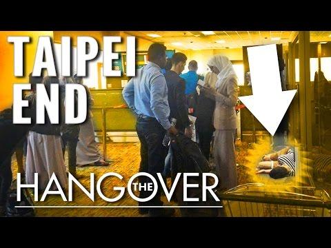 HANGOVER! - TAIPEI VLOG - END │ GOGO & MENT