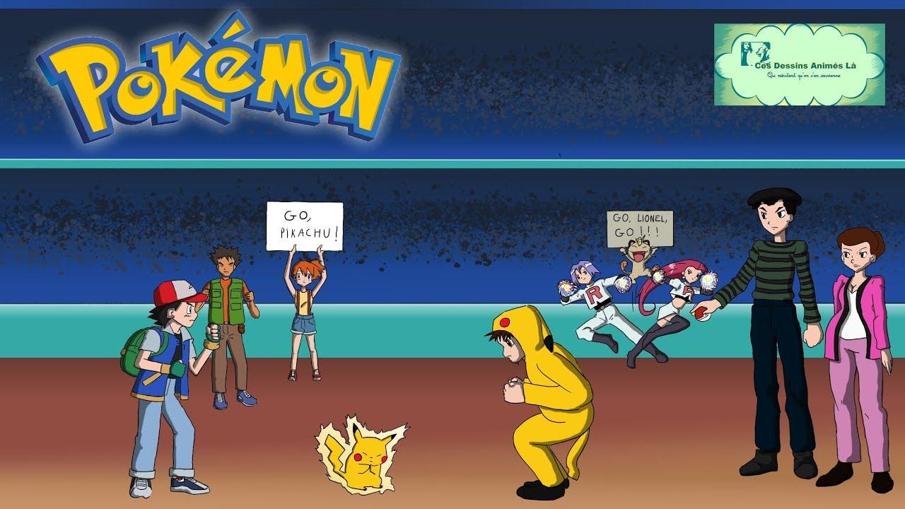 87 Pokémon La Ligue Indigo Partie 2 Avec Lionelb Ces Dessins Animés Là