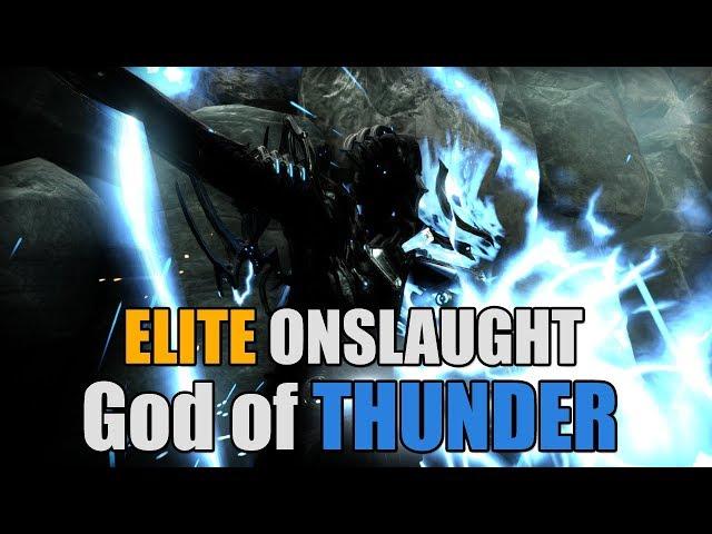 Elite Onslaught S Of Thunder Volt Prime Dps Farm Build