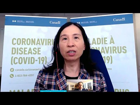 Current health measures not enough to stop variants warns Tam | Full COVID-19 modelling update