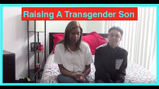 FtM Transgender - A Word From My Mother