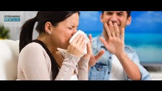 Around one in five Britons suffer from hay fever, an allergy to pol...