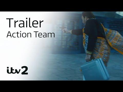 Action Team   Trailer   ITV2