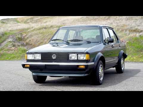 Four Decades of Volkswagen Jetta