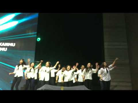 Happy Choir NDC BW2 - Dengan AnugrahMu (JPCC Worship)