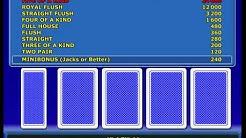 gametwist.com American Poker II Let´s Play