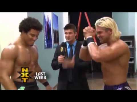 NXT 08.08.12 - Briley Pierce interviews Jason Jordan & Mike Dalton