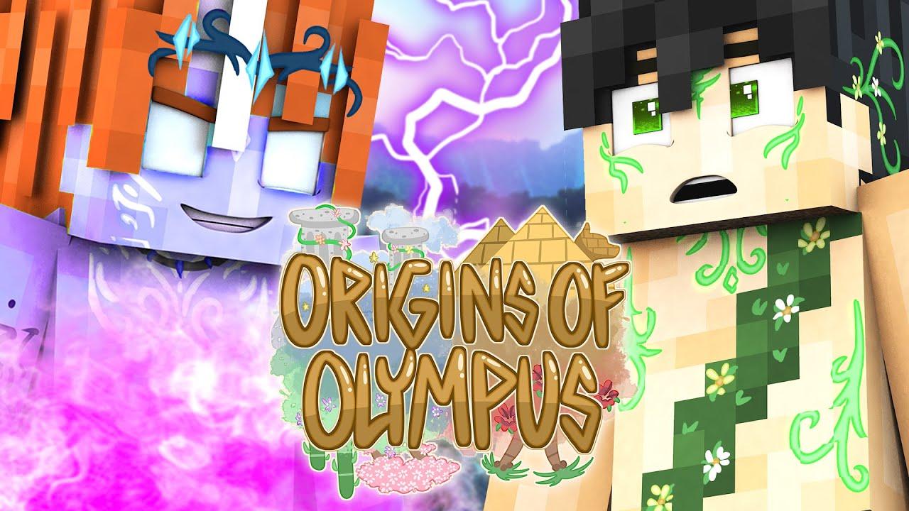 "Download ""HE'S ALIVE?!"" | Origins of Olympus Season 2 | EP 40 (Minecraft Percy Jackson Roleplay)"