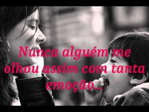 Mãe eu preciso te falar de amor... Eu preciso te falar da minha gratidão
