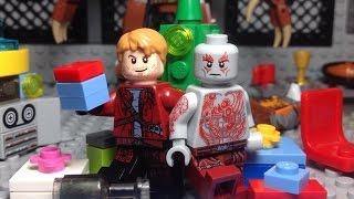 A Lego Christmas with Drax.
