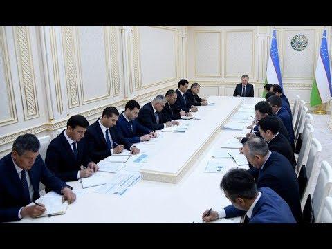 Президент Узбекистана провел совещание по вопросам развития электротехнической промышленности