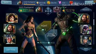 The New Justice League Team is not broken | Injustice 2 Mobile