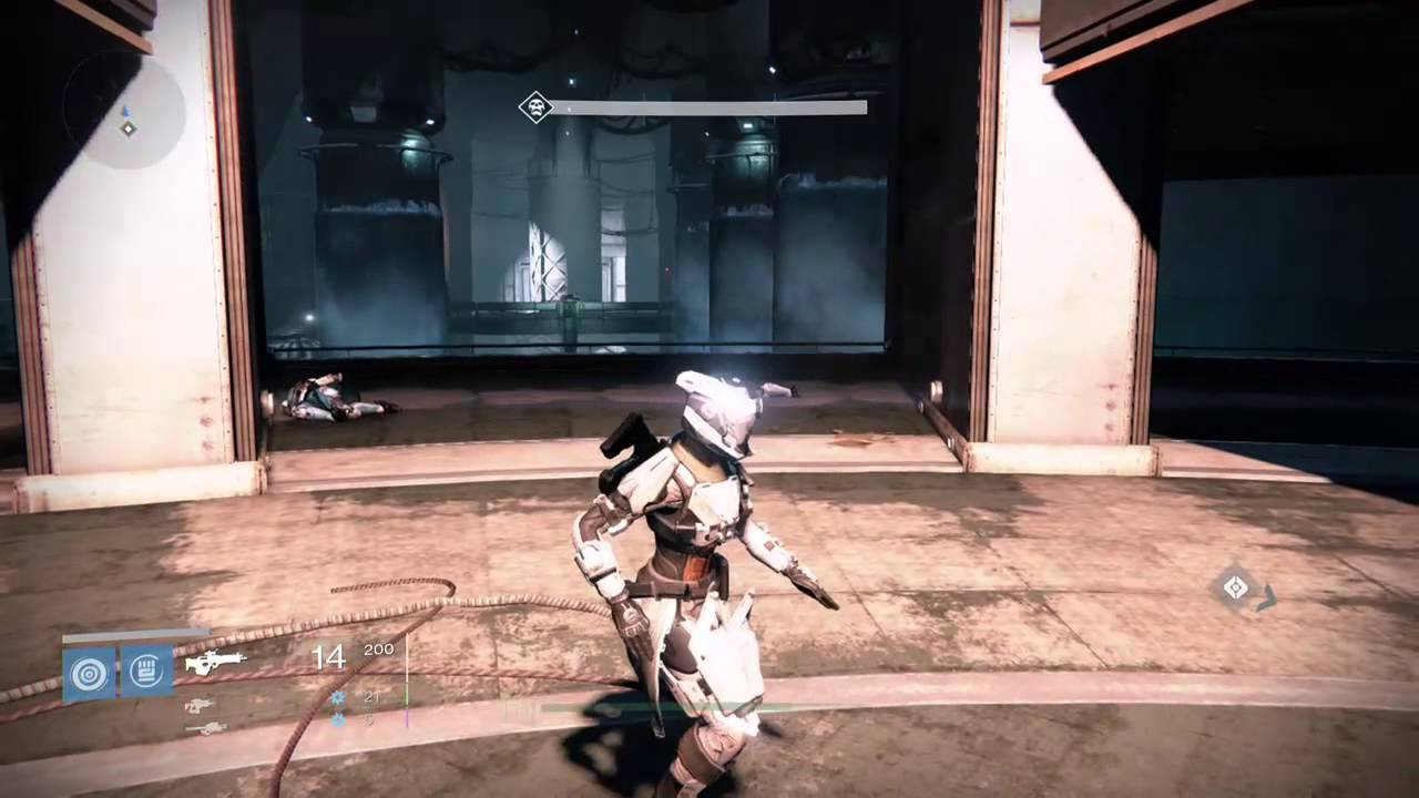 Destiny Dance Gif: Exo Female Titan Dance