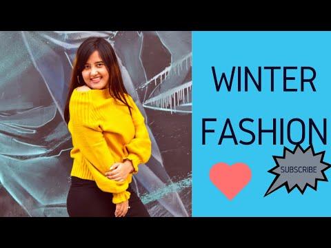 Trendy Winter Fashion 2018