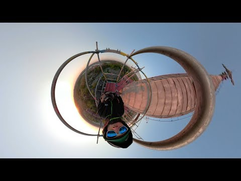 BNT 201 GoPro FUSION pierwszy kontakt