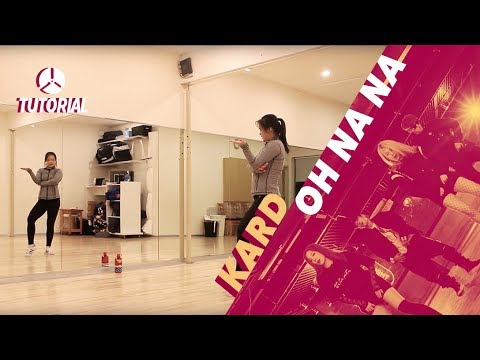 [TUTORIAL] K.A.R.D - Oh NaNa | Dance Tutorial by 2KSQUAD