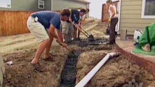 How To Build An Outdoor Fireplace- Diy Network
