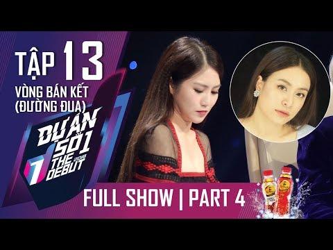 THE DEBUT   #13 PART 4   Hương Tràm gay gắt với Hoàng Thùy Linh vì bảo vệ Ngọc Vi