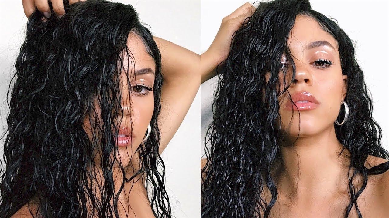 Summer Wet Hair Look With Dyhair777 Zendaya Rihanna Inspired Look