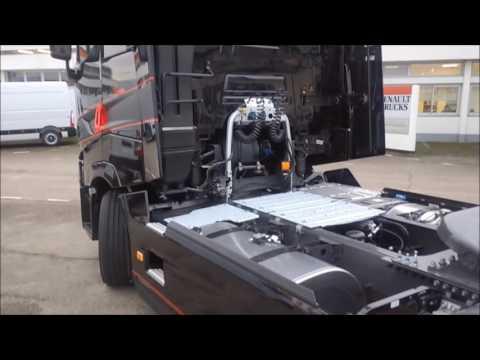 Découvrez le Renault Trucks T High Edition.