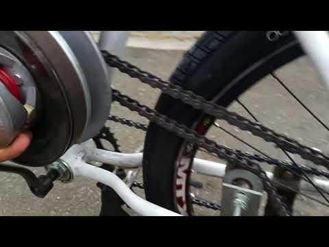 212cc predator bicycle full suspention built in 2013