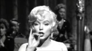 Marilyn Monroe - I Wanna Be Loved By You (Soundtrack