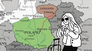 видео Самые популярные достопримечательности Варшавы