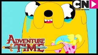 Adventure Time | Happy Father's Day! - Jake the Dad (clip) | Cartoon Network