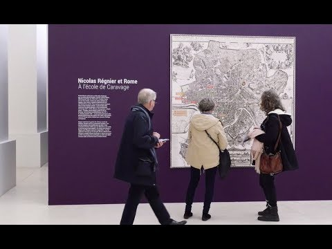 """Présentation de l'exposition """"Nicolas Régnier, L'homme libre"""" - Musée d'arts de Nantes"""