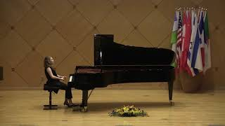 S. Prokofiev - Piano Sonata No. 2 in D minor, Op. 14 - Anastasia Rizikov (2019)