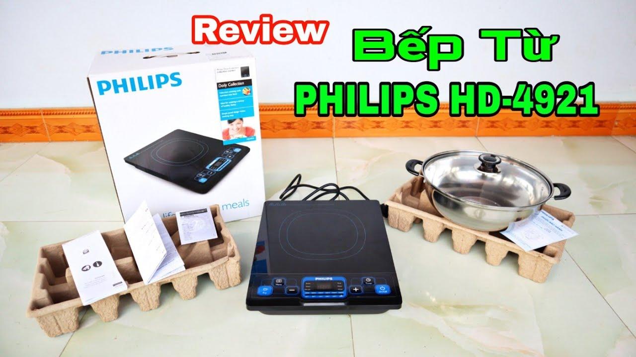 Bếp từ philips hd4932 giá tốt nhất 7/2021 - BeeCost