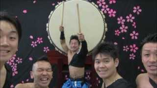 ASKA Japanese Troupe -  message video
